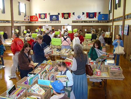 Fortuna FRL Book Sale Photo